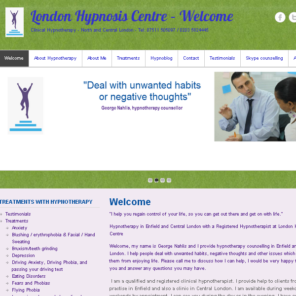 London Hypnosis centre