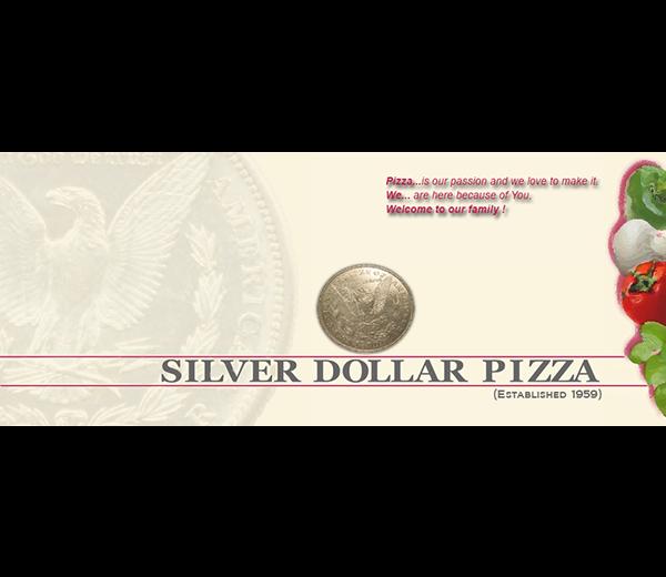 Silver Dollar Pizza UK