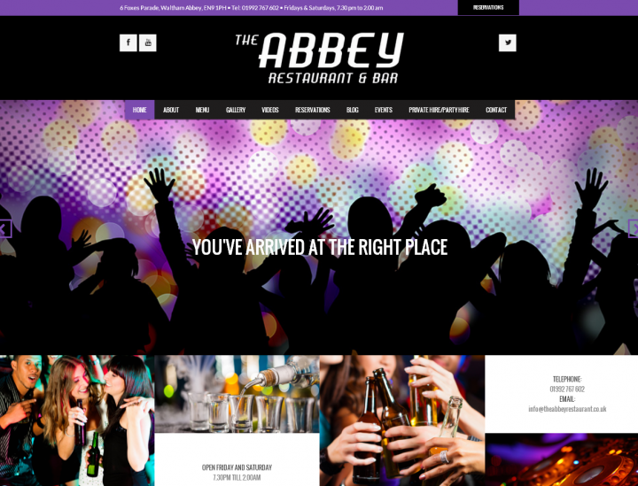 The Abbey Restaurant and Bar